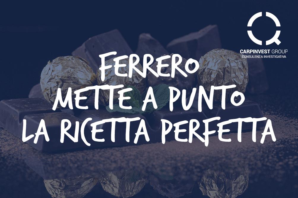 Brand protection Ferrero